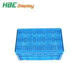 500*300 Series Engradado de plástico dobráveis para frutas e produtos hortícolas