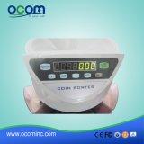 CS900 이스라엘 콜롬비아 멕시코 통화를 위한 플라스틱 동전 카운터 분류하는 사람 기계