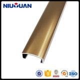 Dekking van de Verbinding van de Uitbreiding van het Aluminium van de groothandelaar de Favoriete voor Muur