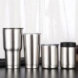 30 oz Portable vide en acier inoxydable tasse tasse à café de Voyage