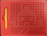 Magplayer imán elástico rojo o negro con el lápiz Pizarra magnética