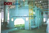 中国の製造者の高度のフルオートの電気泳動のペイントライン、販売のためのEコーティングライン