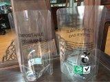Оптовая торговля деловых обедов пластиковые биоразлагаемых мире биоразлагаемую бутылку для молнией мешок