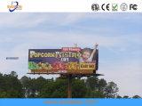 Modulo esterno impermeabile della parete di colore completo di P4 SMD video che fa pubblicità alla visualizzazione di LED