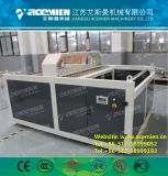 Vitrage PVC + AAS/Bamboo tuile de toit Making Machine