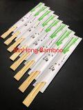 Meilleure qualité de la moitié de papier enroulé Baguettes en Bambou