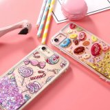 O suor Donut/Flamingo Cachoeira Design de casos de Telefone para iPhone x