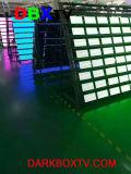 LEDの掲示板のために屋内壁のLED表示を広告するP10