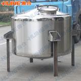 ステンレス鋼の食糧水平の貯蔵タンク