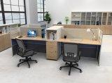 Новейшие платы регистрации четырех человек шкаф управления рабочей станции с привлекательной цене