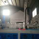 A conservação de energia servofreio embaladora plástico acionada para fazer as bandejas