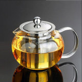 Удалите термостойкое стекло Teapot 650 мл с Infuser
