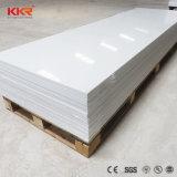 12mm Matériaux de construction de la pierre artificielle de l'acrylique Surface solide Corian