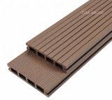 Bois de plancher composite externe de tuiles en plastique WPC Deck Flooring