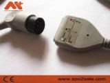 P-71308Nihon Kohden CB 3 отведений ЭКГ для магистрального кабеля тип DIN Leadwires