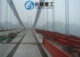 Elevado limite elástico da suspensão de Bailey Bridge