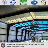 Prefab Movable Steel Frame for Warehouse