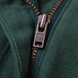 Le coton vert maigre de Phoebee badine des vêtements de filles pour le printemps/automne/hiver