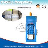 Máquina da prensa para a roupa usada