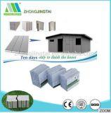 Scheda del cemento della parete di panino del cemento del cemento Board/EPS della fibra per l'edificio per uffici