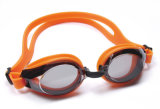 Regelbare Nosebridge zwemt dik Oogglazen