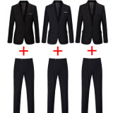 Customized Latest Fashion Trade Assurance Designer Business Suits Men