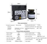 Compressor van de Lucht van de Inflator van de Band van gelijkstroom 12V de Mini Draagbare met Uitstekende kwaliteit