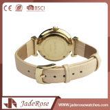 Reloj de cuarzo de cuero de estilo nuevo para hombre