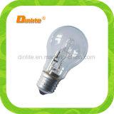 Energiesparende Lampe des Kerze C35 eco Halogens E14 28W