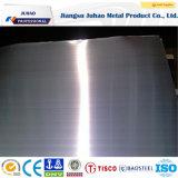Prix de fournisseur chinois Ss 304 304L Plaque de tôle en acier inoxydable