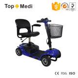 4つの車輪が付いている経済的な障害がある移動性のスクーター
