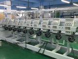 Wonyo industrielle Kopf-Stickerei-Maschine der Gebrauch-Geschwindigkeit-8