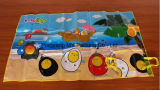 Zurückführbare nicht giftige einfache tragende pp. gesponnene kampierende Strand-Matte