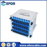Prezzo di fibra ottica del divisore del PLC della fibra del nastro di 1:32 nudo del divisore