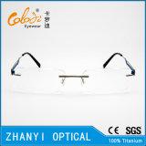 Облегченная Rimless Titanium оптически рамка с шарниром (5002)