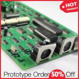PWB eletrônico da fabricação profissional de 94V0 Fr4