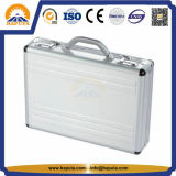 Ordinateur portable en aluminium attaché d'affaires brève vanity case (HL-2601)