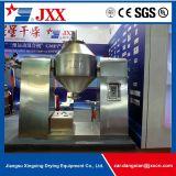 Secador giratório do misturador do vácuo do cone dobro para o pó