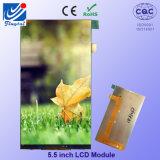 5.5inch Transmissive Typ Farben-aktive Matrix LCD