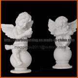 Het Standbeeld van de engel voor de Decoratie Ms1750 van het Huis