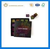 Contenitore di regalo impaccante del cioccolato di lusso di alta qualità (contenitore handmaded di cioccolato)