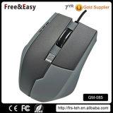 Связанная проволокой USB мышь большого компьютера для разыгрыша