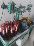 高速ロープの編む機械2