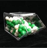 ふたが付いている顧客用豪華な乾燥した食糧キャンデーの表示アクリルボックス