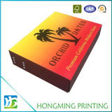 2 Peice Corrugated Box Card para frutas e vegetais