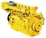 6-cilinder de Mariene Consumptie van de Brandstof van de Motor (330~540kW) Water Gekoelde Lichtgewicht Lage