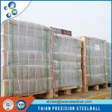 Factory AISI1010 G40, G100, G200, G500, G1000, G2000Bola de rodamiento de bolas de acero al carbono
