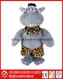 Jouet chaud d'hippopotame de peluche de vente pour la promotion de cadeau de bébé
