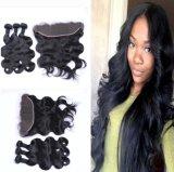 Le Tissage de cheveux humaines naturelles trame vierge non transformés péruvien cheveux Remy