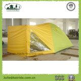 4人居間が付いている2つの層のキャンプテント